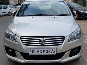 2014 Maruti Suzuki Ciaz AT for sale in New Delhi
