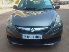 2015 Maruti Suzuki Dzire VDI MT for sale in Hyderabad