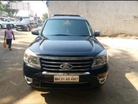 Ford Endeavour 3.0L 4X4 AT 2011 in Mumbai