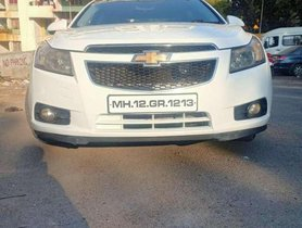 Used Chevrolet Cruze LTZ 2011 MT for sale in Pune