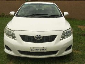 Used Toyota Corolla Altis G 2011 MT for sale in Ahmedabad