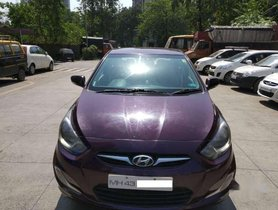 Hyundai Verna Fluidic 1.6 CRDi SX, 2013, Diesel MT for sale in Mumbai