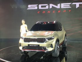 Kia Sonet Launch Expected to Take Place in August