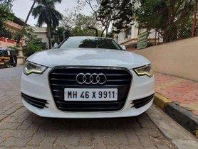 Used 2013 Audi A6 2.0 TDI AT car at low price in Mumbai