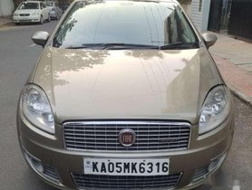 Used Fiat Linea Emotion 2011 MT for sale in Nagar