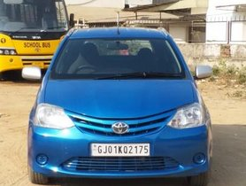 2012 Toyota Etios Liva GD MT for sale at low price in Ahmedabad