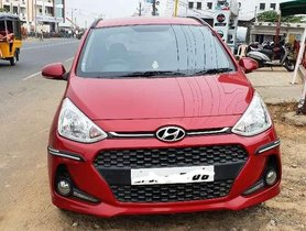 Hyundai Grand i10 2017 MT for sale in Srikakulam