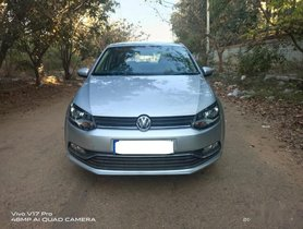 Volkswagen Polo 1.2 MPI Highline 2015 MT for sale in Bangalore