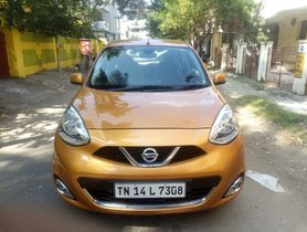 Nissan Micra AT 2017 in Chennai