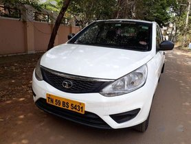 Used Tata Zest XE 75 PS Diesel, 2017 MT for sale in Madurai