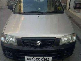 Used Maruti Suzuki Alto 2009 MT for sale in Ludhiana