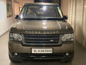 Land Rover Range Rover 2011 AT for sale in New Delhi