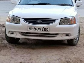 2009 Hyundai Accent MT for sale at low price in Gurgaon
