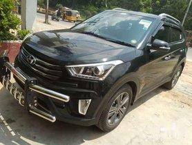 Used 2016 Hyundai Creta AT for sale in Hyderabad