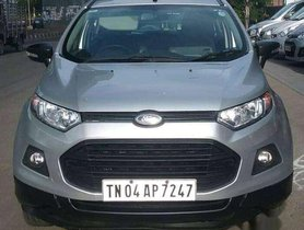 Used Ford Ecosport, 2014, Diesel MT for sale in Chennai