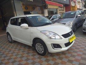 2016 Maruti Suzuki Swift VXI Petrol MT  in Faridabad