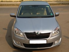 2013 Skoda Rapid 1.6 MPI AT Ambition Plus for sale in New Delhi