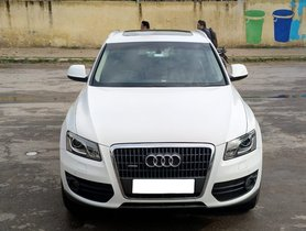 2012 Audi Q5 2.0 TFSI Quattro Petrol AT for sale in New Delhi