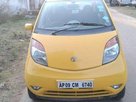 Used Tata Nano Lx 2010 MT for sale in Hyderabad