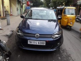 Volkswagen Vento Petrol Highline 2013 MT for sale in Chennai