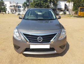 Used 2015 Nissan Sunny XL MT car at low price in Chennai