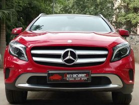 Used Mercedes-Benz GLA-Class 200 Sport, 2016, Petrol AT for sale in New Delhi