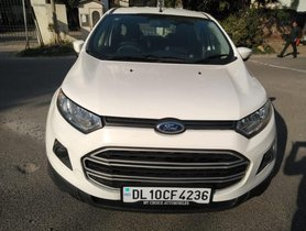 Used 2014 Ford EcoSport 1.5 DV5 MT Trend car at low price in New Delhi