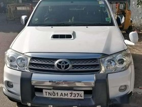 2010 Toyota Fortuner 3.0 Diesel MT for sale in Chennai