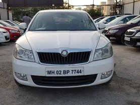 2009 Skoda Laura 1.8 TSI Ambition MT for sale at low price in Pune