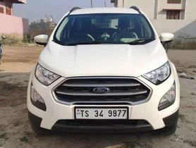 Used 2018 Ford EcoSport MT for sale in Sangareddy