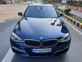 2018 BMW 3 Series GT Luxury Line AT for sale at low price in New Delhi