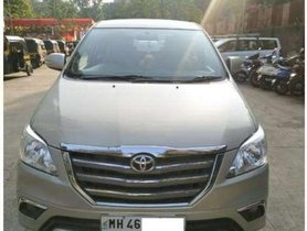 Used Toyota Innova 2.5 VX 7 STR 2014 AT for sale in Mumbai