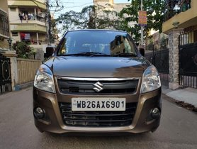 2017 Maruti Suzuki Wagon R VXI MT for sale in Kolkata