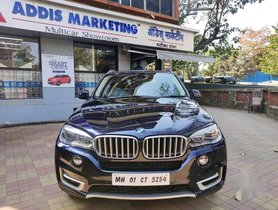 Used BMW X5 xDrive 30d 2017 AT for sale in Mumbai