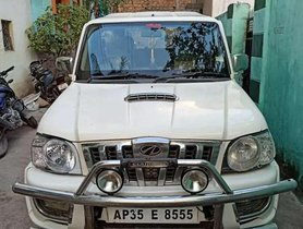 Used Mahindra Scorpio 2006 MT for sale in Hyderabad