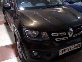 Used Renault Kwid 1.0 RXT EDITION, 2017, Petrol MT for sale in Kolkata