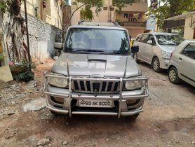 Used Mahindra Scorpio 2012 MT for sale in Hyderabad