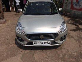 Used 2018 Maruti Suzuki Dzire VDI MT for sale in Pune