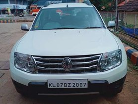 Used Renault Duster 2013 MT for sale in Thrissur