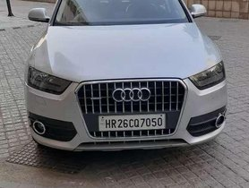 Used 2013 Audi Q3 AT for sale in Gurgaon