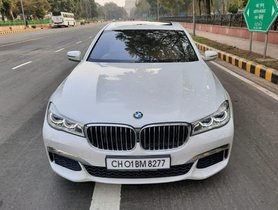 BMW 7 Series 730Ld M Sport AT 2017 in New Delhi