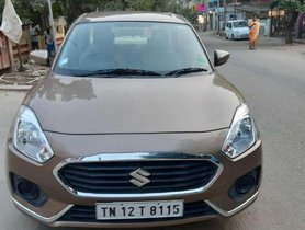 Used Maruti Suzuki Swift Dzire VDI AMT (Automatic), 2017, Diesel AT for sale in Madurai