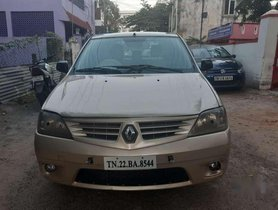 Used Mahindra Renault Logan 2008 MT for sale in Chennai