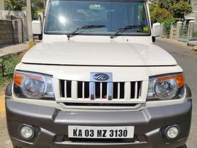 2016 Mahindra Bolero ZLX BSIII MT for sale at low price in Bangalore