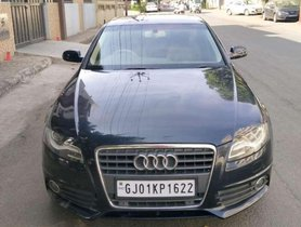 Used 2012 Audi A4 AT for sale in Rajkot
