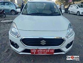 Used 2017 Maruti Suzuki Dzire VDI MT car at low price in Indore