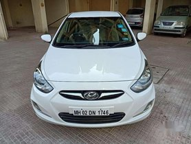 Used Hyundai Verna Fluidic 1.6 CRDi, 2014, Diesel MT for sale in Mumbai
