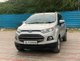 Ford EcoSport 1.5 DV5 MT Titanium Optional 2013 in New Delhi