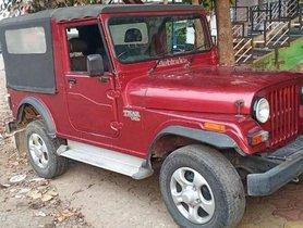 Used 2014 Mahindra Thar CRDe MT for sale in Satara