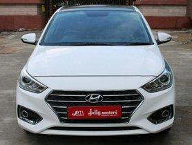 Used Hyundai Verna VTVT 1.6 SX MT 2017 in Ahmedabad